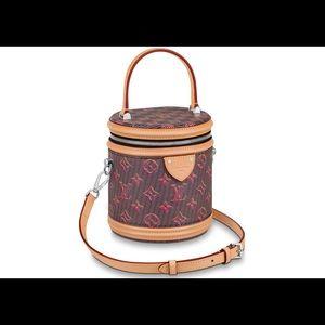 Vuitton Cannes Beauty Case Bag Monogram Pop Print